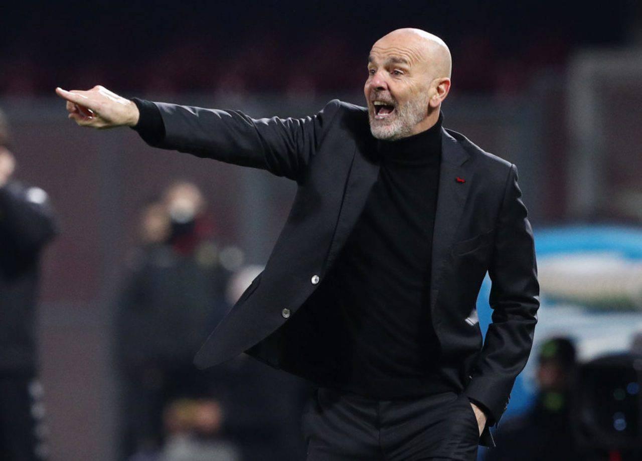 Manchester United-Milan Pioli