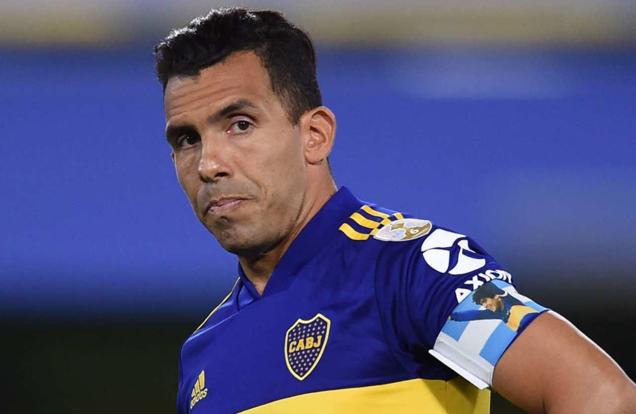 Tevez, tifosi della Juventus chiedono il suo ritorno (Getty Images)