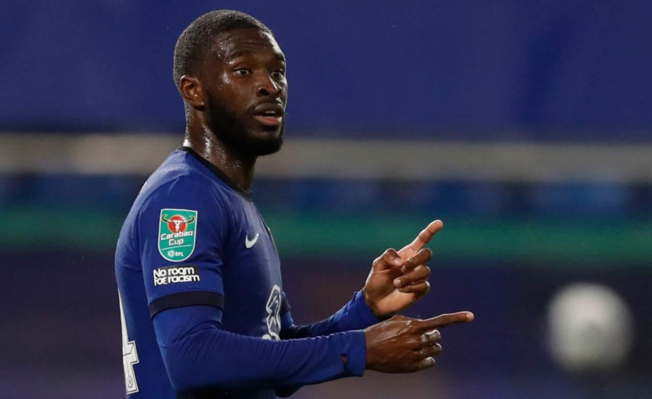 Tomori al Milan, la richiesta del Chelsea (Getty Images)
