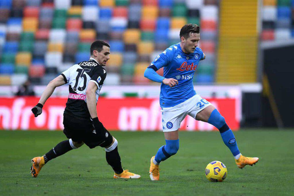 Udinese-Napoli highlights (Getty Images)