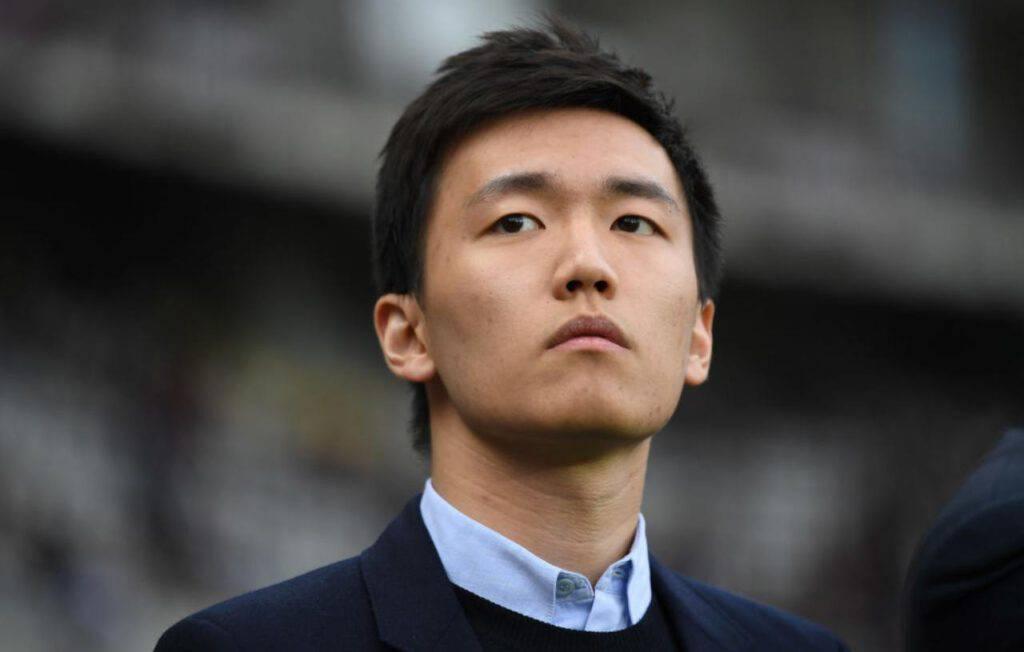 Inter Zhang  stipendi