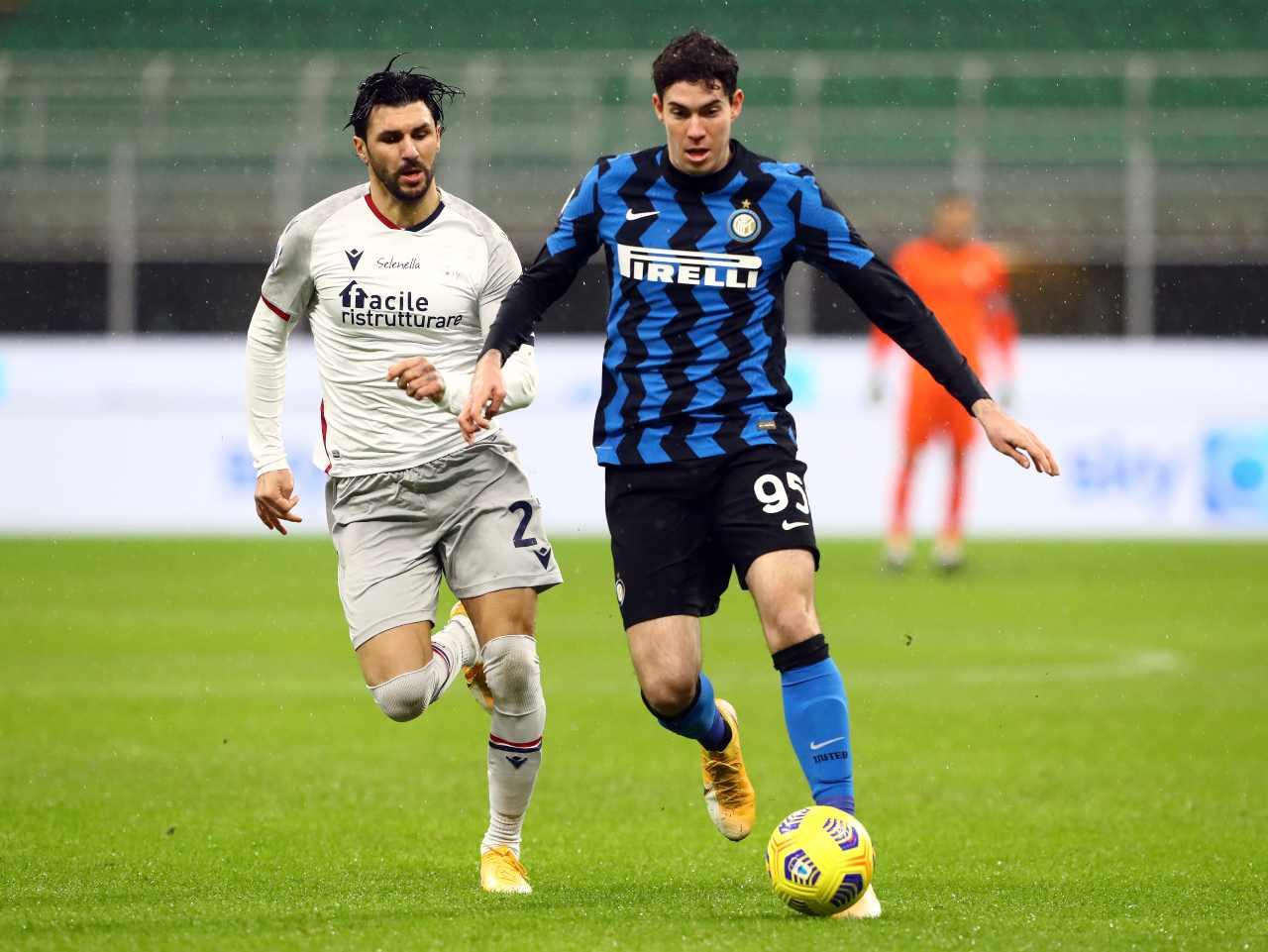 Inter, passi avanti nella trattativa per l'estensione fino al 2024 del contratto di Lautaro Martinez. Sul tavolo anche il futuro di Bastoni