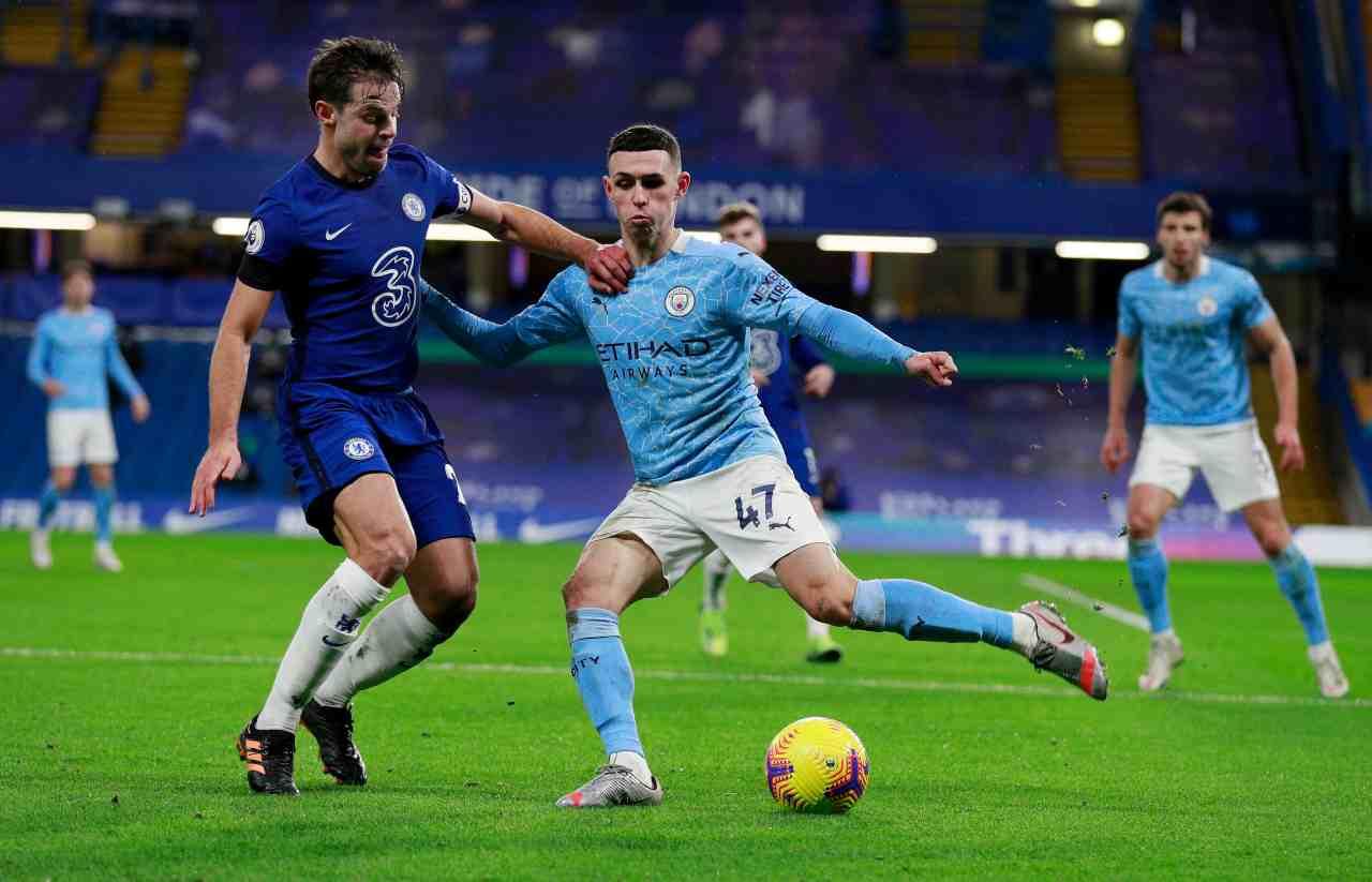 Premier League, Guardiola dà scacco matto a Lampard