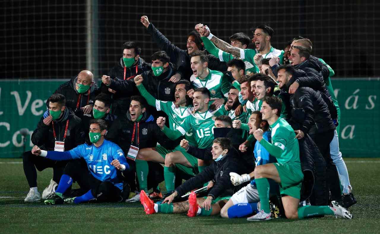 Atletico Madrid, clamoroso in Coppa del Re: eliminati da una squadra di terza serie
