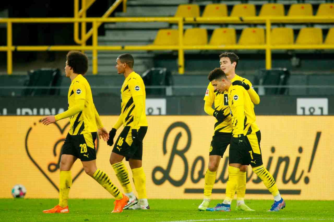 Bundesliga: Borussia Dortmund, buona la prima in casa di Terzic