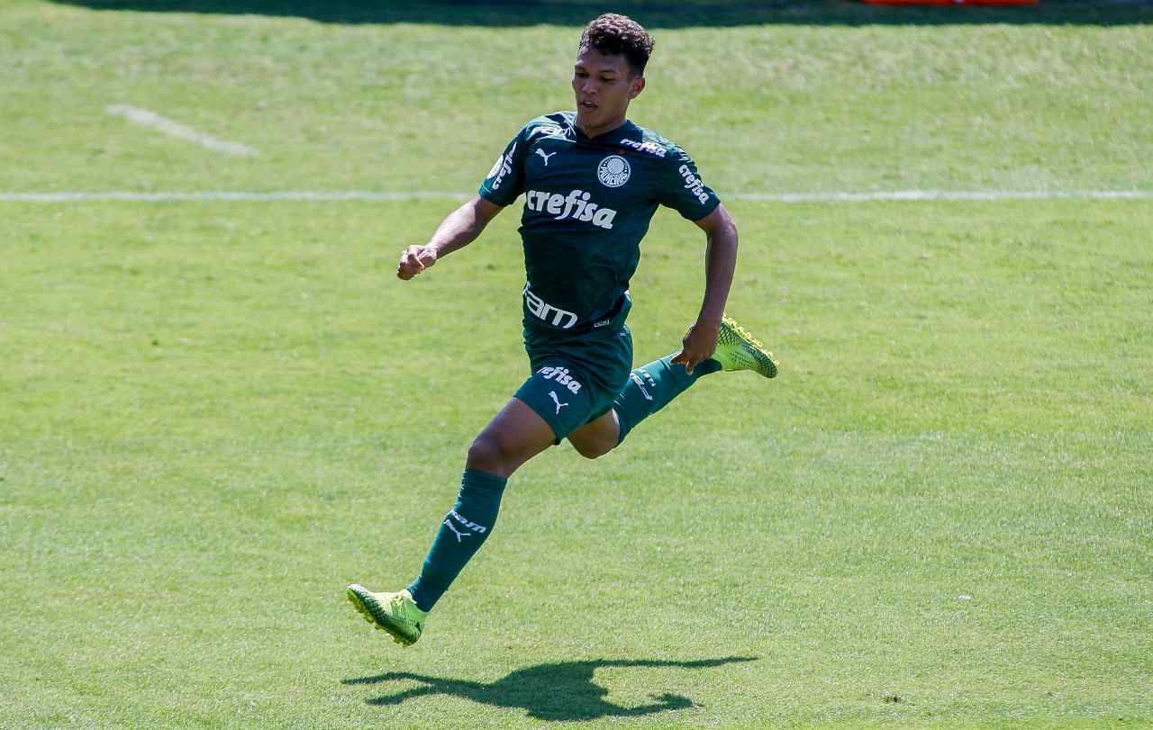 Gabriel Veron piace alla Juventus
