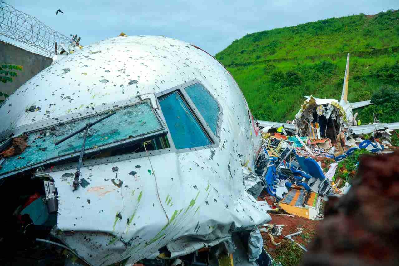 palmas incidente aereo