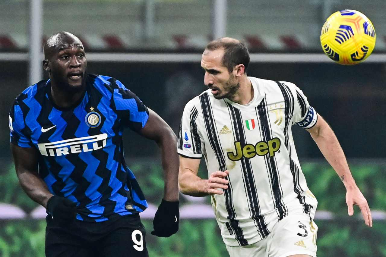 Serie A, la sintesi di Inter-juventus