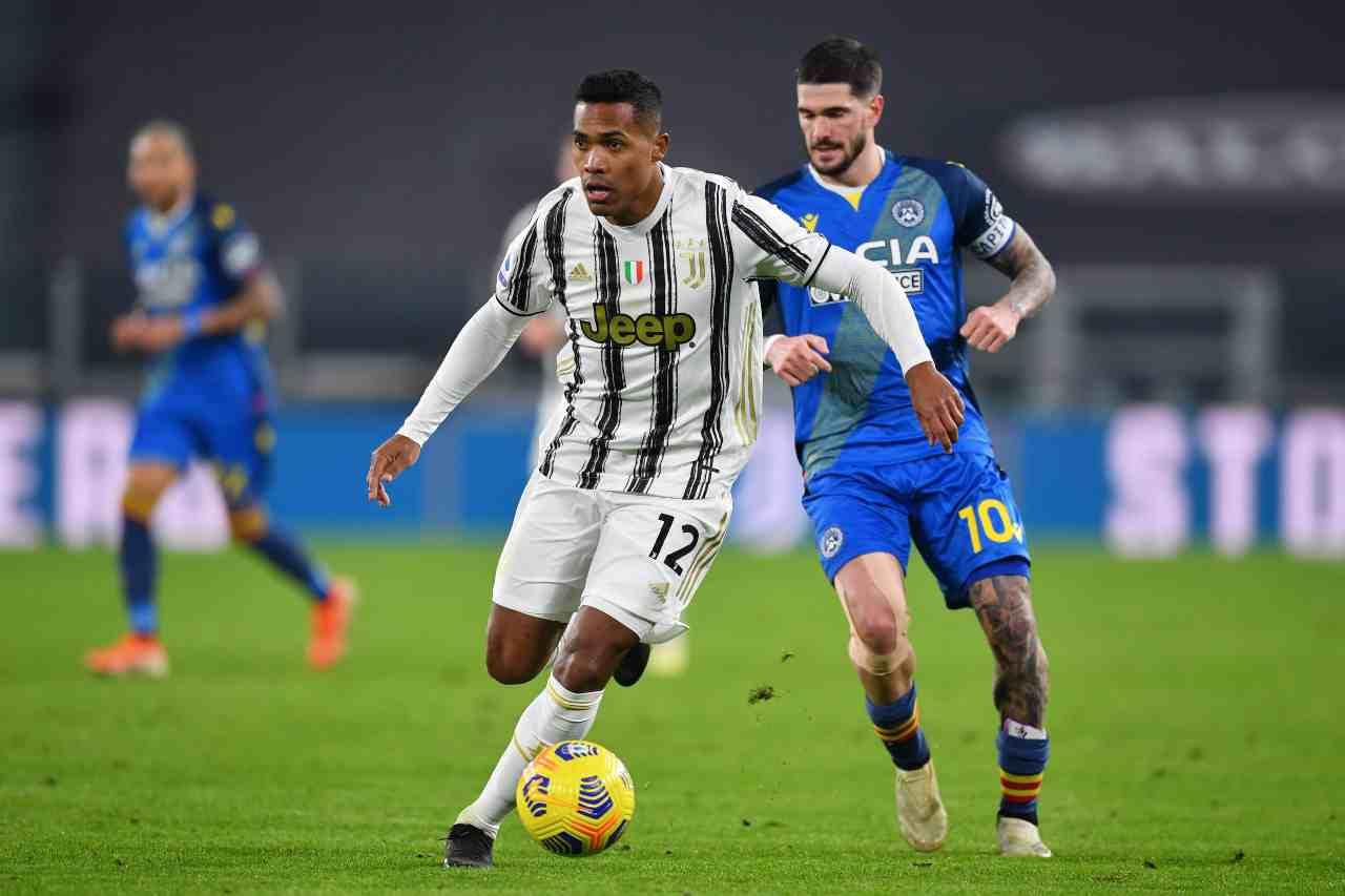 Udinese-Juventus precedenti