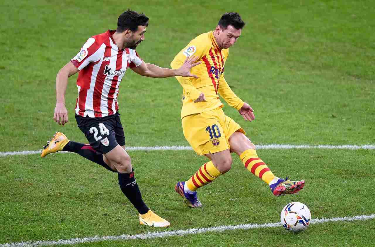 Liga, Messi e Pedri show a Bilbao