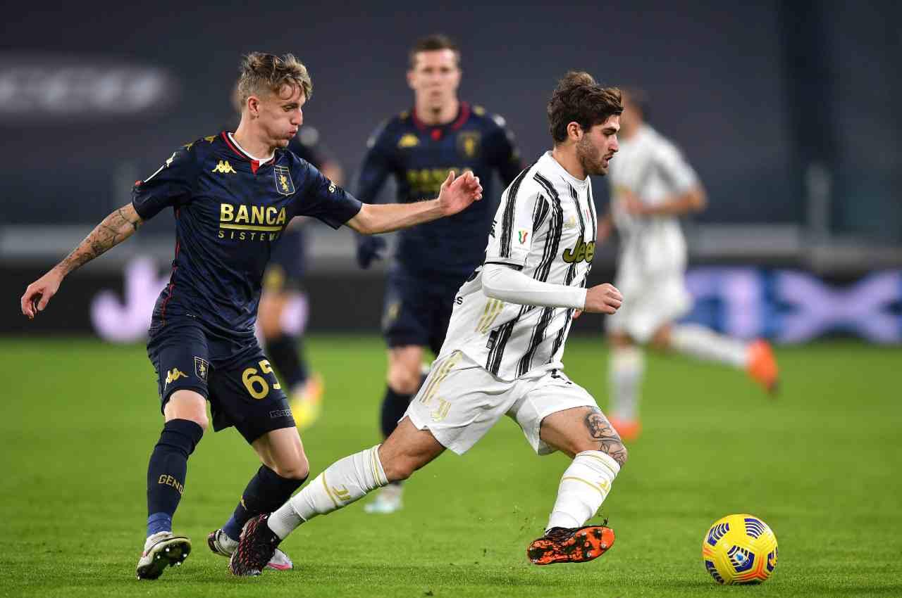 Juventus, Rovella al Genoa è un caso: la plusvalenza fa discutere