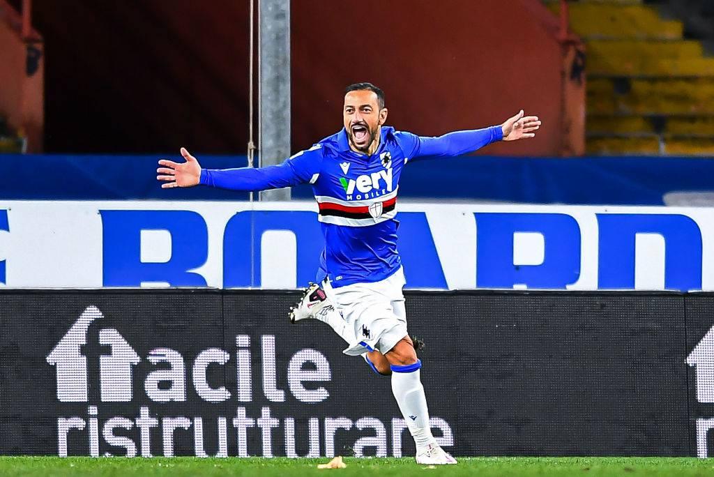 Quagliarella Sampdoria Juventus