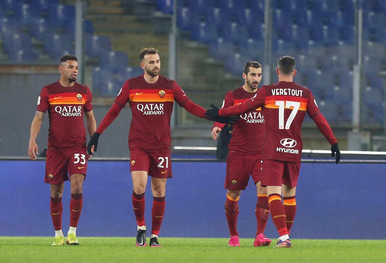 Roma confronto con Fonseca