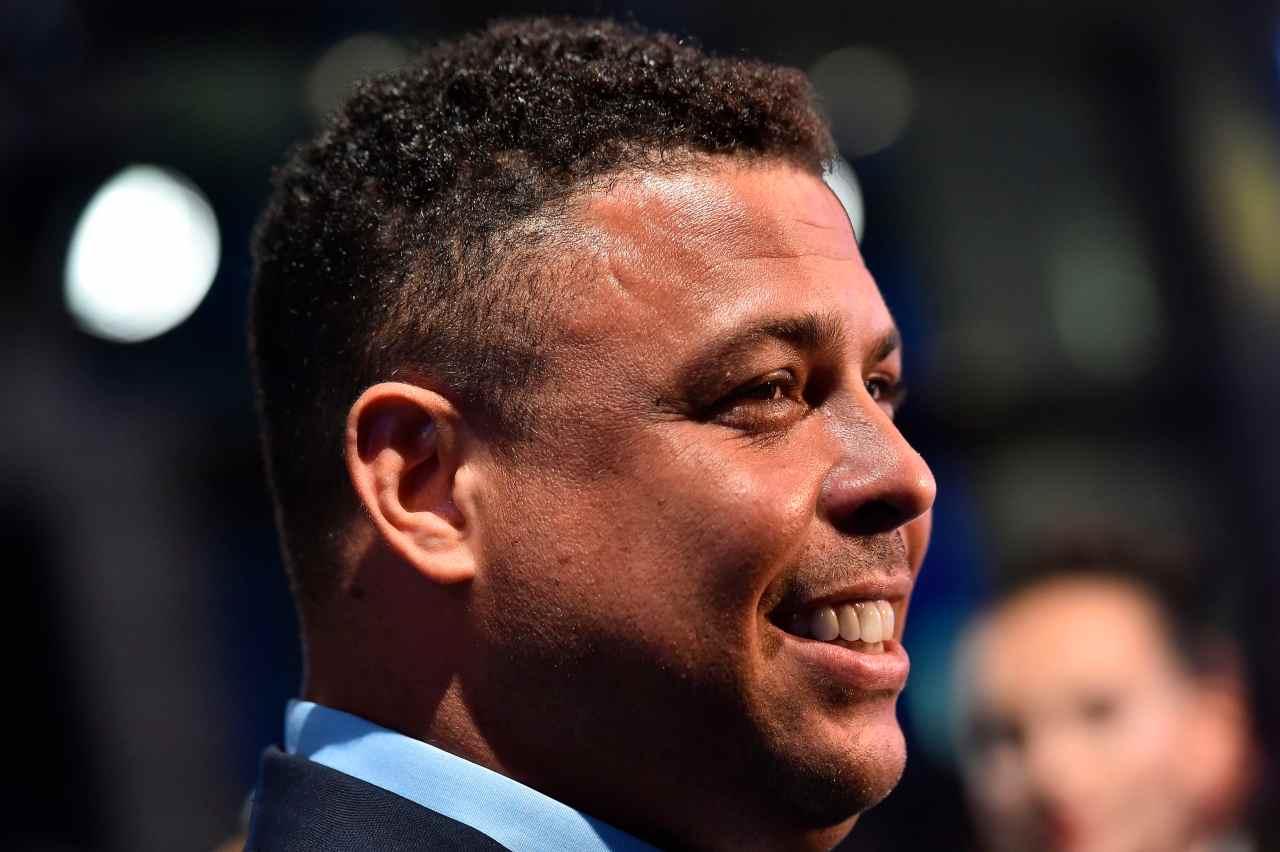 """Ronaldo: """"Avrei dato tutto per la Champions all'Inter"""""""