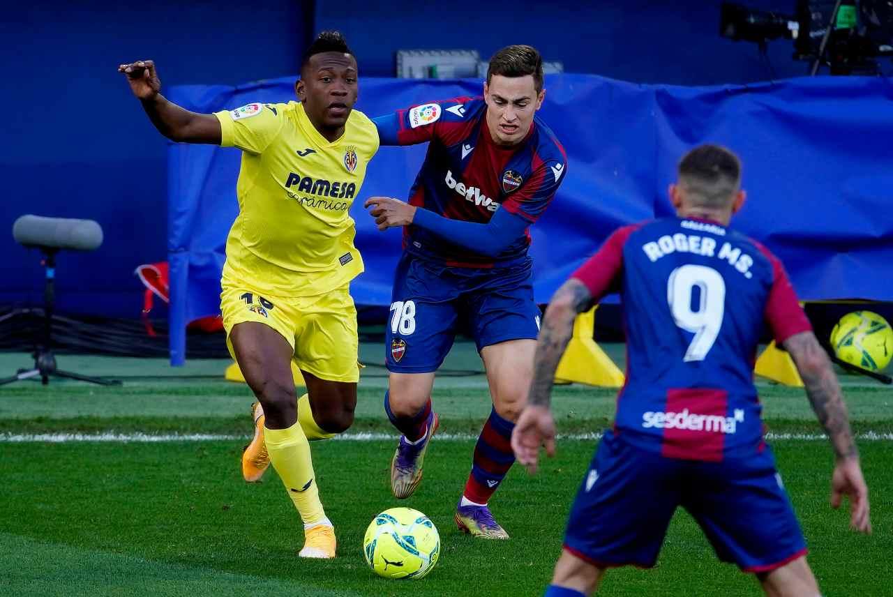 Liga, risultati 2 gennaio: vince il Villarreal