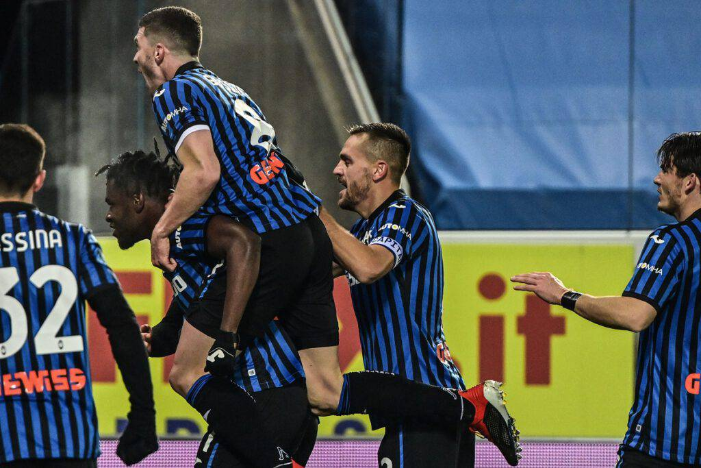 Atalanta-Napoli highlights