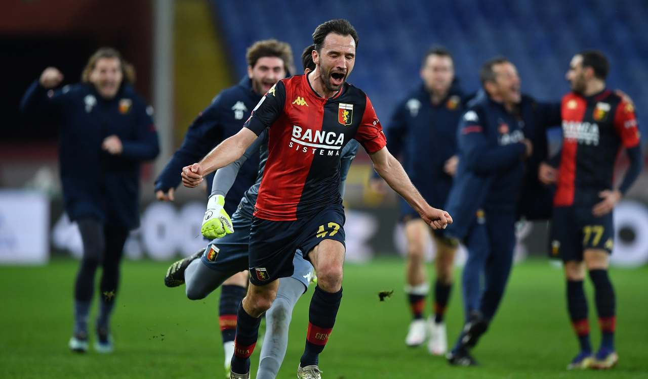 Badelj dedica gol