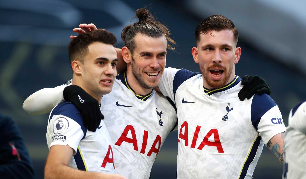 Bale Tottenham