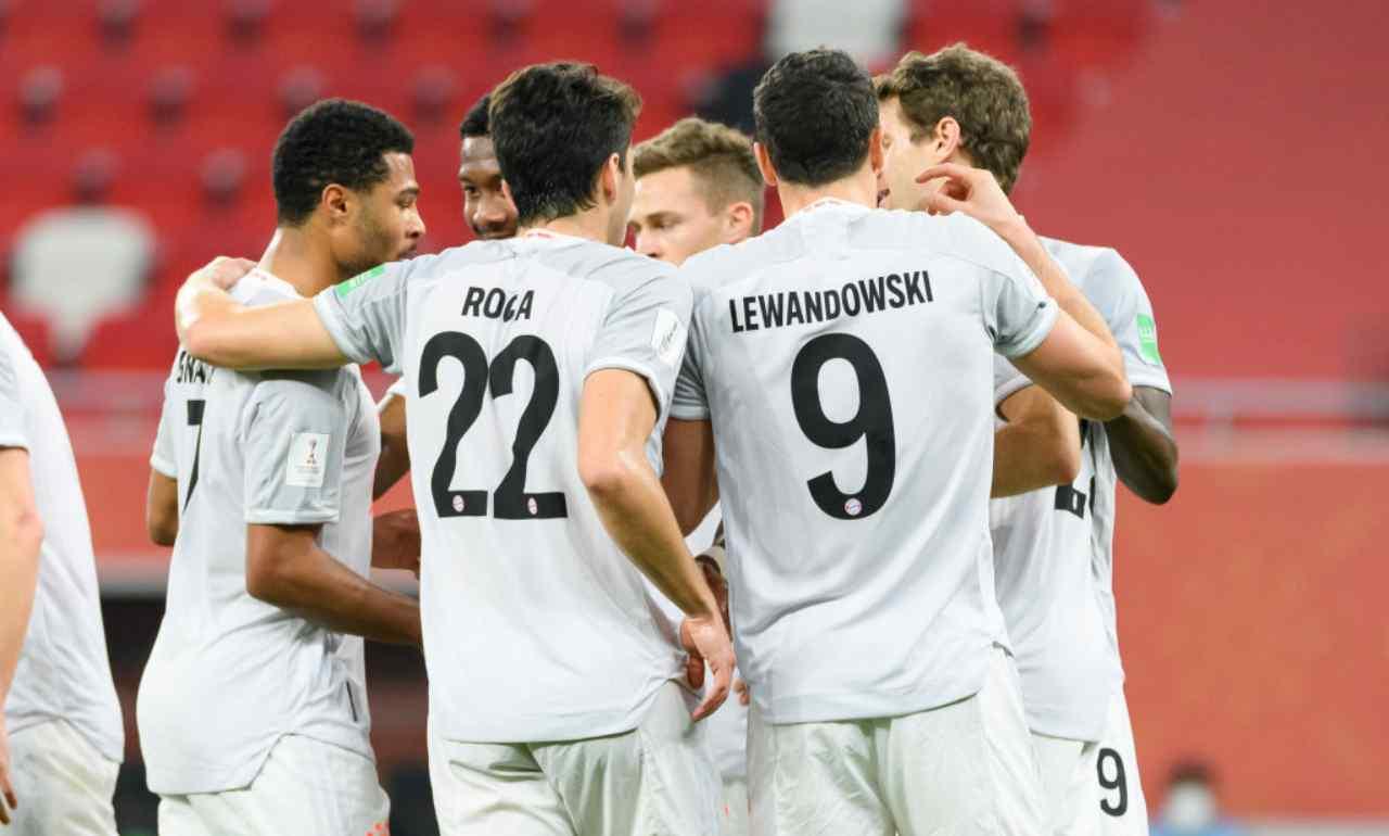 Lazio-Bayern Monaco tv streaming