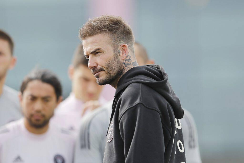 Beckham Adidas Puma