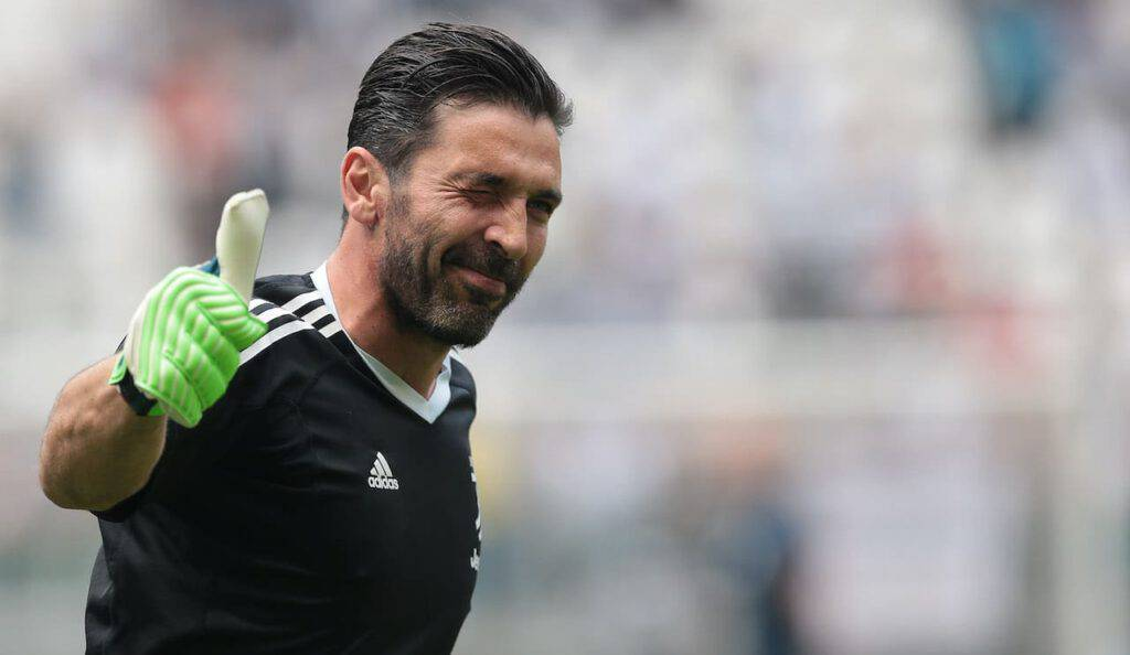Juventus Buffon pronto a cambiare (Getty Images)