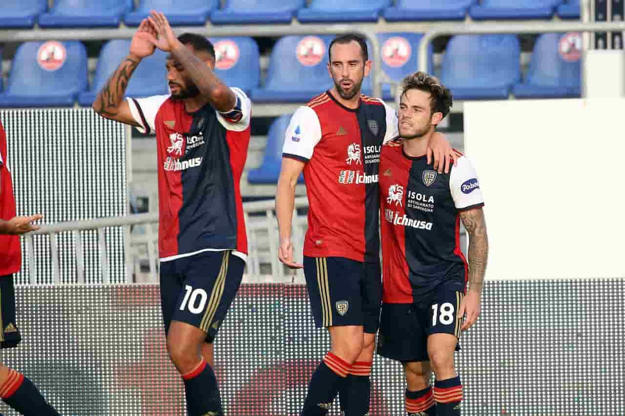 Cagliari-Atalanta highlights (Getty Images)