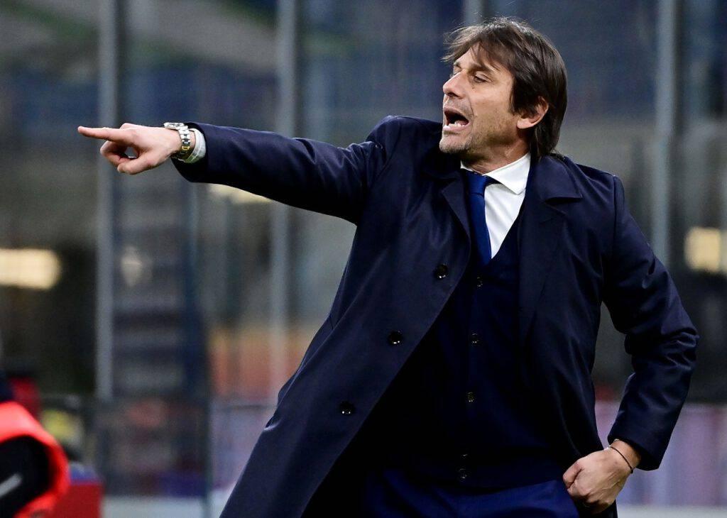 Inter-Juventus, Conte (Getty Images)