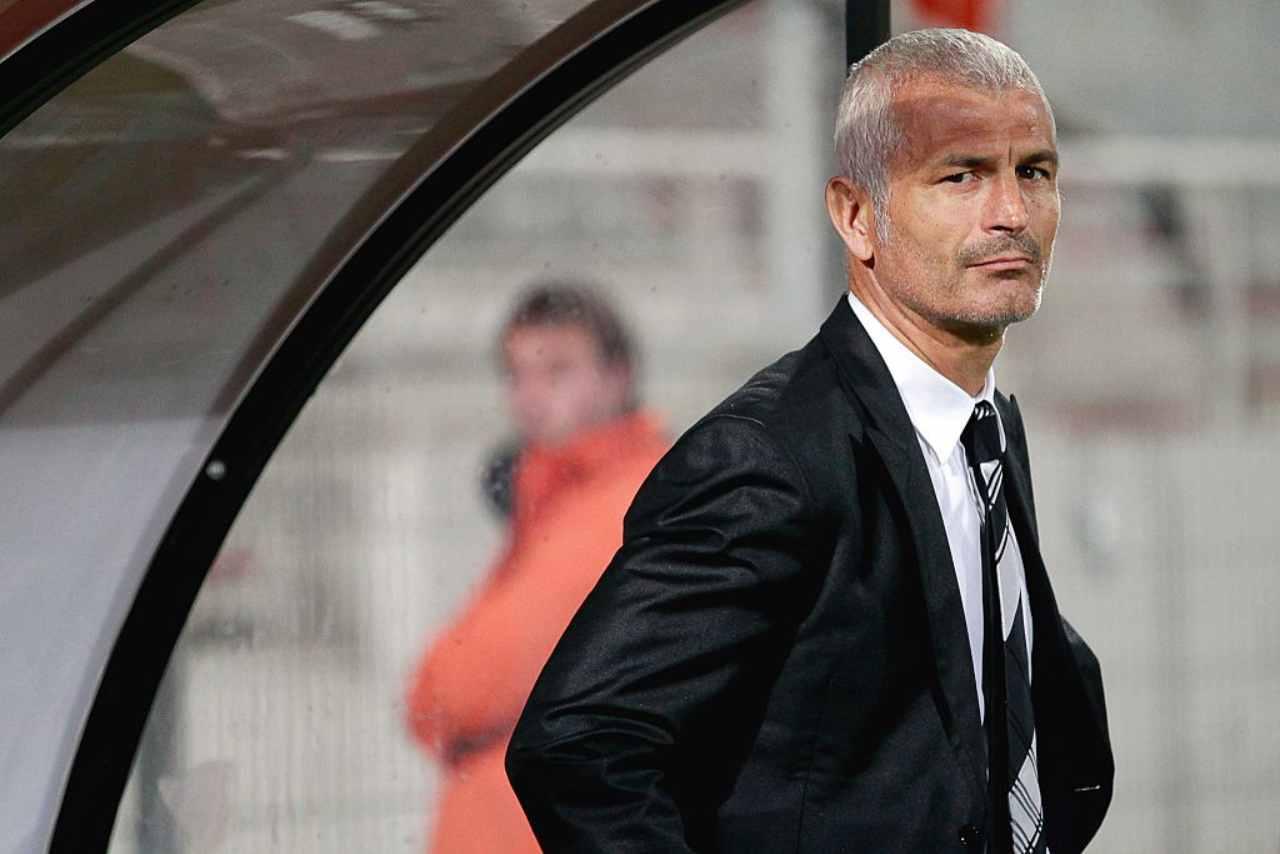 Napoli-Juventus Ravanelli rigore