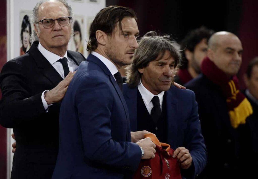 Totti, altre rivelazioni sull'addio alla Roma (Getty Images)