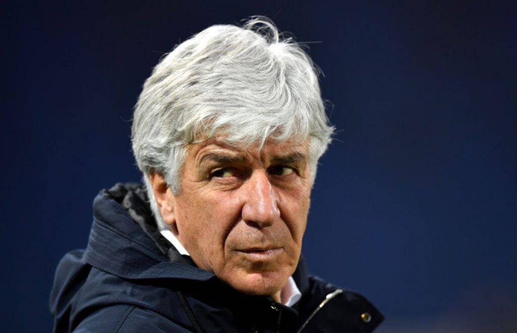 Real-Atalanta, sconfitta per Gasperini (Getty Images)