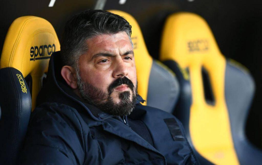 Napoli, Gattuso, smentite le dimissioni del tecnico (Getty Images)