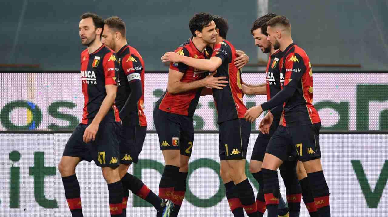 Inter-Genoa tv streaming