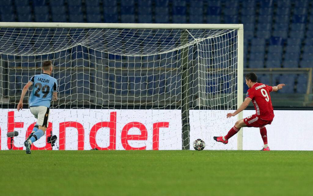 Lazio-Bayern errore Musacchio
