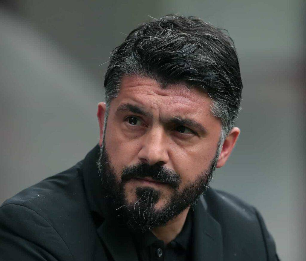 Granada-Napoli, Gattuso alla vigilia del match di Europa League (Getty Images)