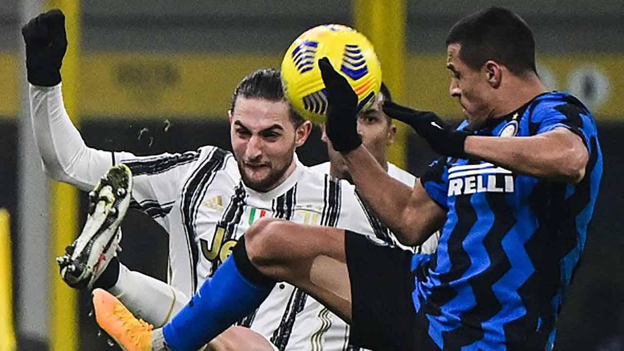 Inter Juventus pagelle