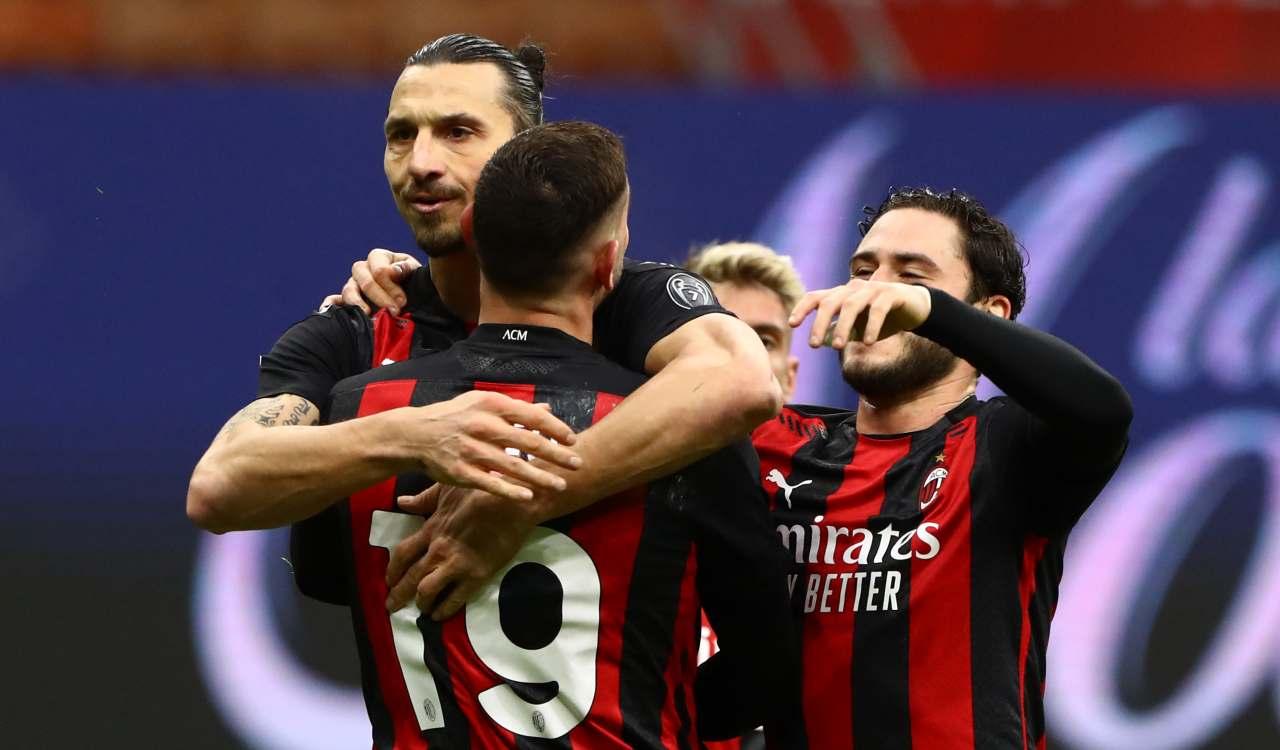 Spezia-Milan streaming