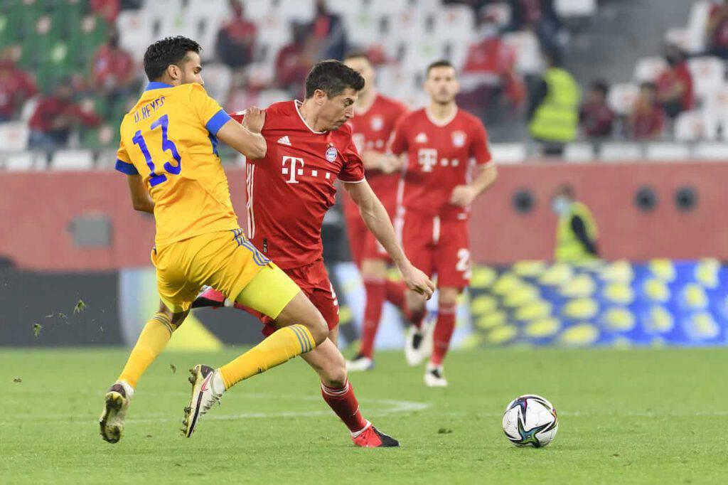 Il Bayern Monaco vince il Mondiale per Club (Getty Images)