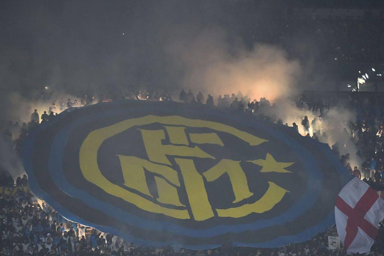 Milan Inter messaggio