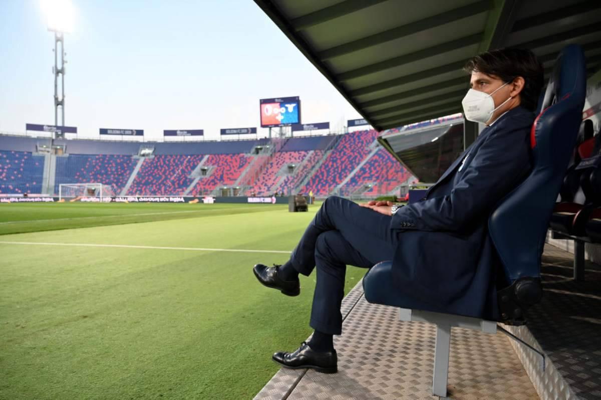 Inzaghi Bologna Lazio