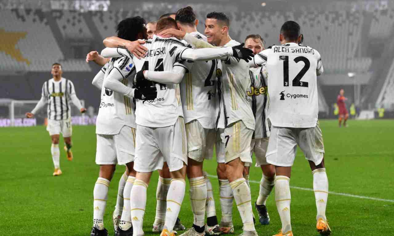 Napoli-Juventus tv streaming