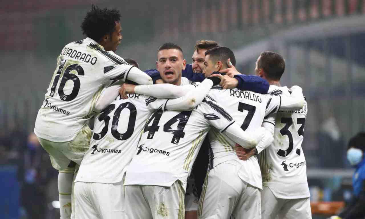 Porto-Juventus tv streaming