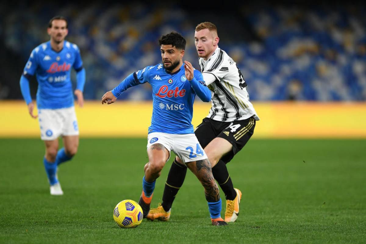 Juventus-Napoli precedenti