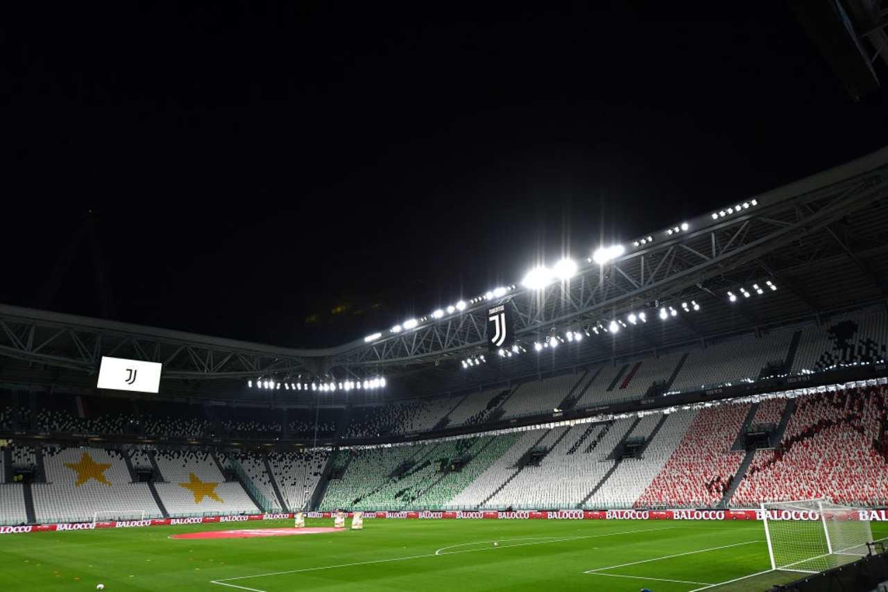 Juventus documentario Amazon