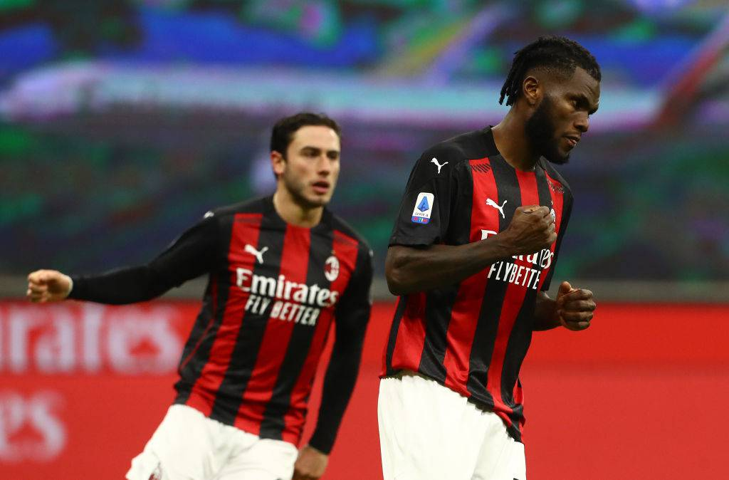 Milan-Manchester United streaming