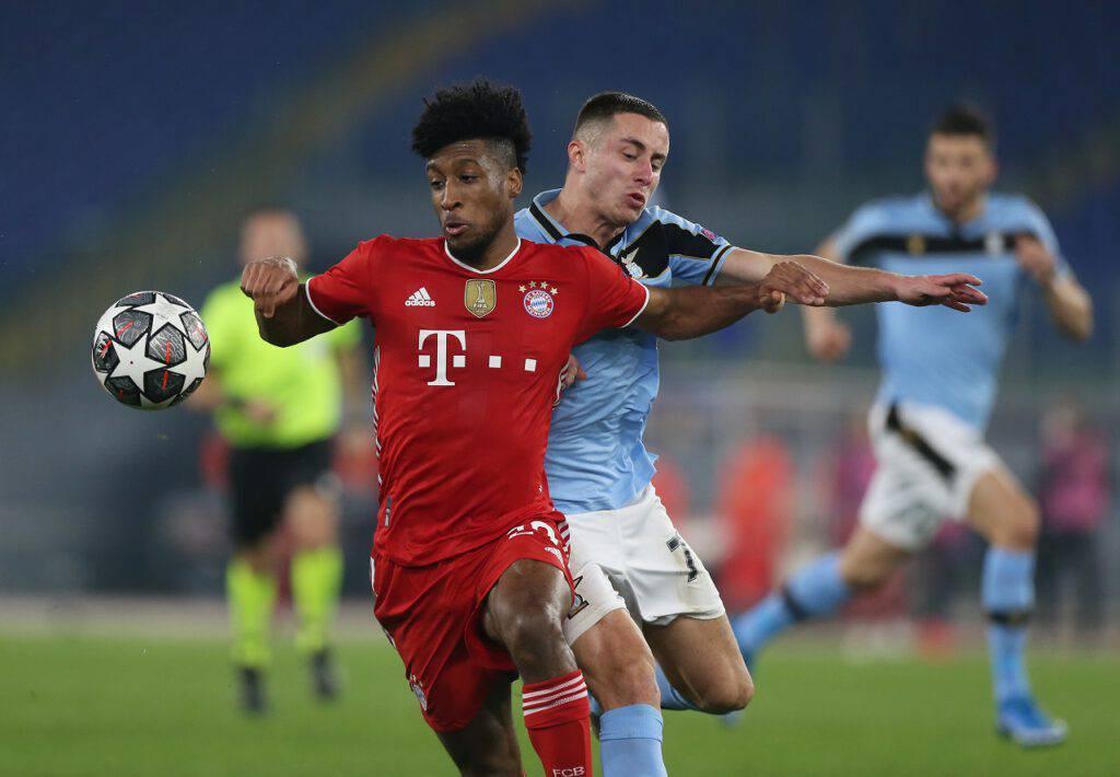 Lazio-Bayern Cambiasso