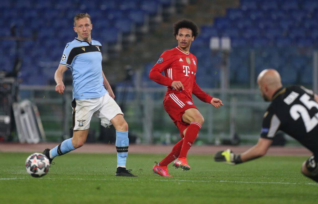 Lazio-Bayern record