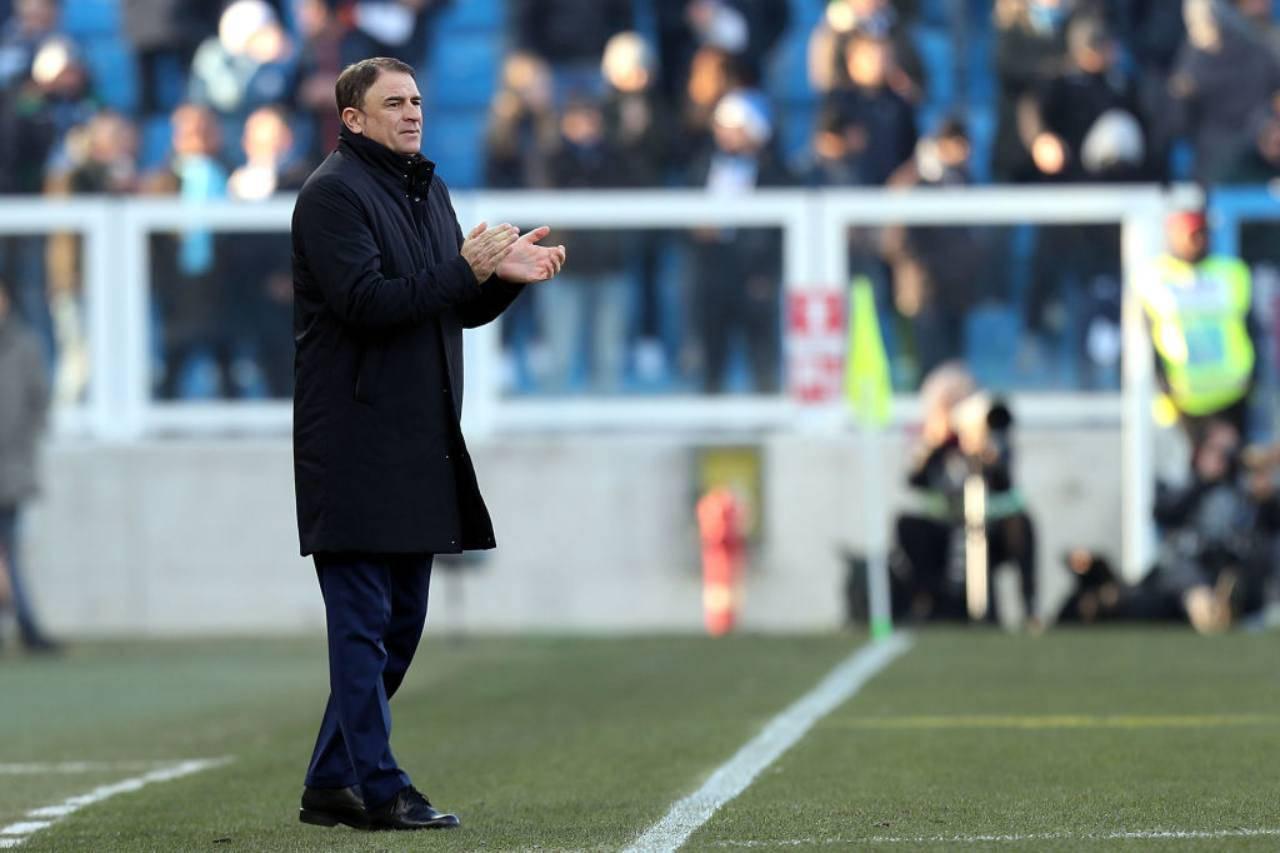 Semplici Cagliari nuovo allenatore