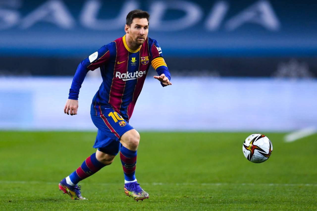 Messi Bayern Monaco Rummenigge