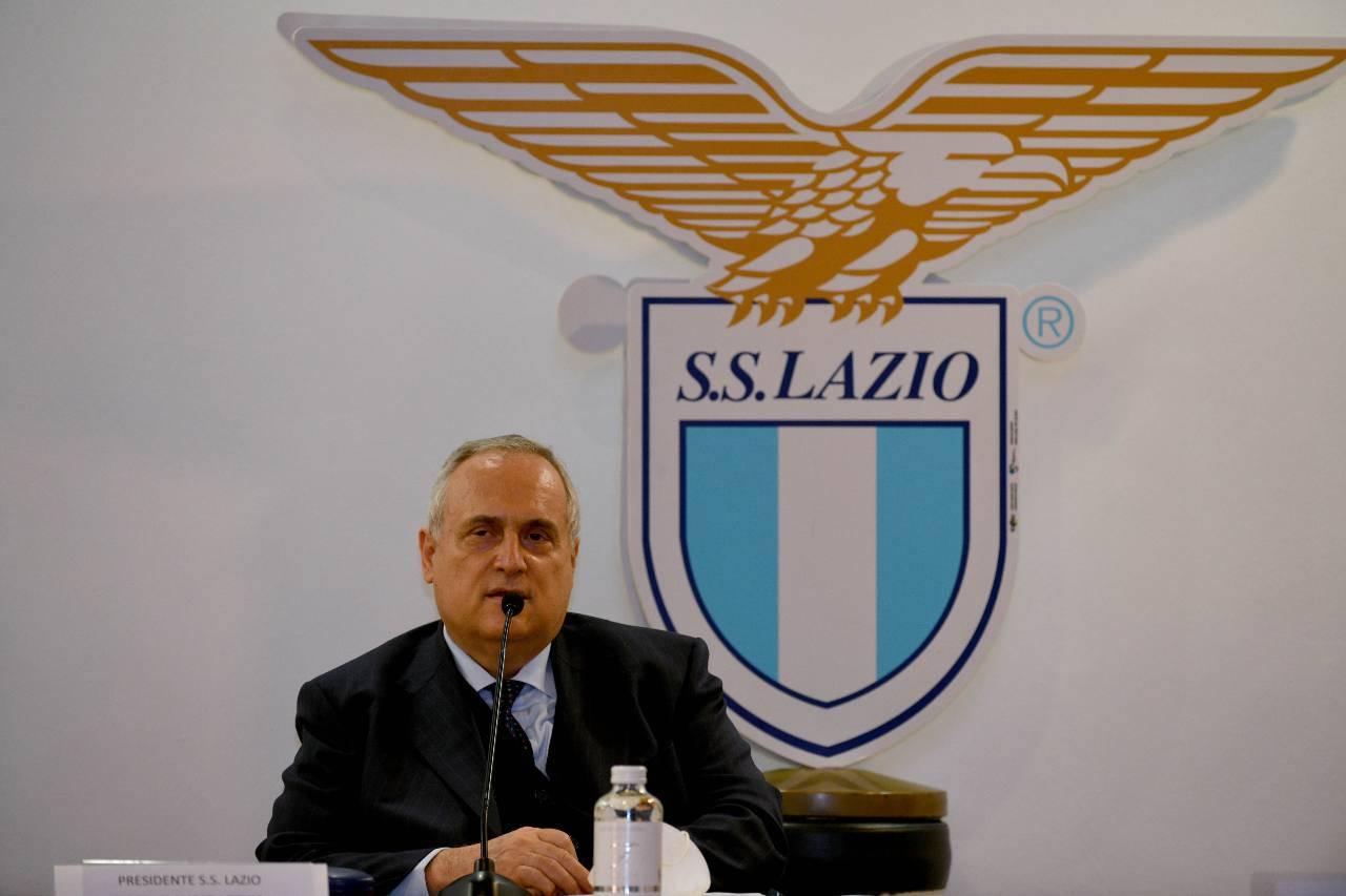 Lazio Tamponi Lotito