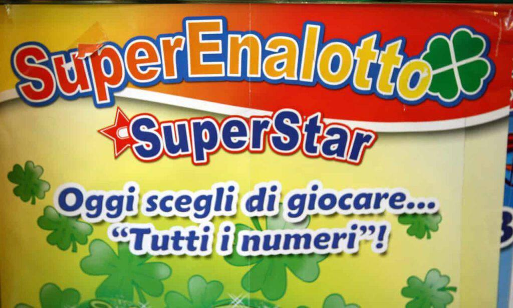 Estrazioni SuperEnalotto Lotto martedì 16 marzo 2021 (Getty Images)